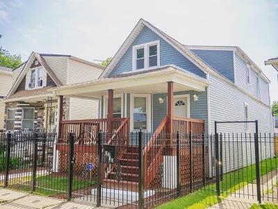 Chicago Single Family Home New: 2210 North La Crosse Avenue