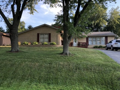 Frankfort Single Family Home For Sale: 422 Michigan Road