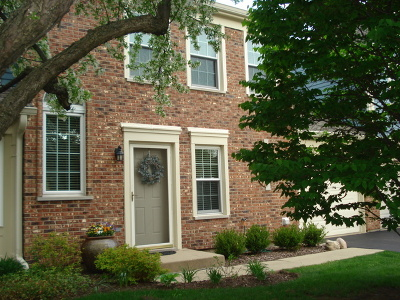 Arlington Heights Condo/Townhouse New: 1732 West Portsmith Lane