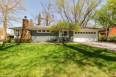 Frankfort Single Family Home New: 255 Walnut Street