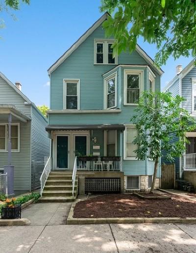 Multi Family Home New: 2723 North Marshfield Avenue