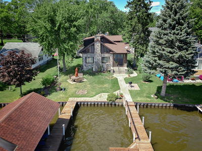 Johnsburg Single Family Home New: 2301 Fairview Avenue