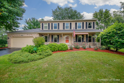 Naperville Single Family Home For Sale: 1812 Hilltop Court