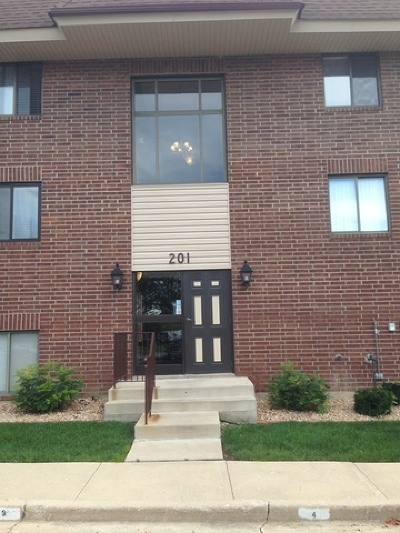 Du Page County Condo/Townhouse Re-Activated: 201 East Janata Boulevard #3B