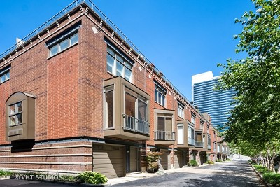 Condo/Townhouse New: 310 North Clinton Street #A