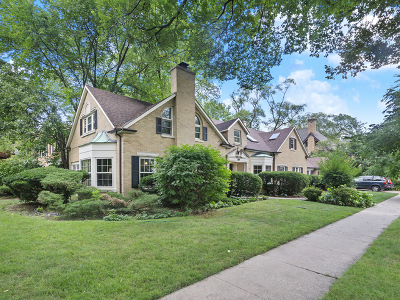 Evanston Single Family Home New: 2965 Grant Street