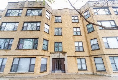 Condo/Townhouse New: 4821 North Fairfield Avenue #1