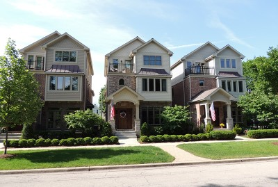 Wheaton Single Family Home New: 456 West Seminary Avenue