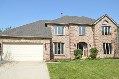 Naperville Single Family Home New: 1147 Tuscany Lane