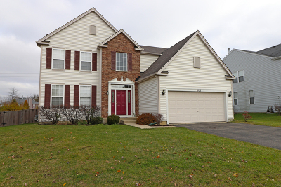 Wauconda Single Family Home For Sale: 1856 Apple Valley Drive