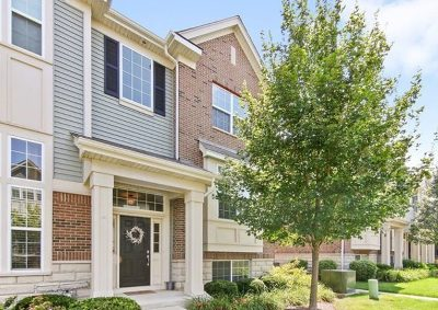 Naperville Condo/Townhouse New: 2843 Henley Lane