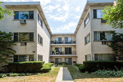 Condo/Townhouse New: 810 Dobson Street #2C