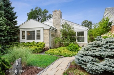 Skokie Single Family Home New: 8728 Harding Avenue