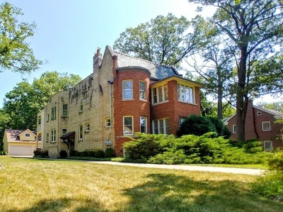 Chicago Multi Family Home For Sale: 6319 North Louise Avenue