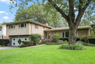 Willowbrook Single Family Home For Sale: 6507 South Quincy Street