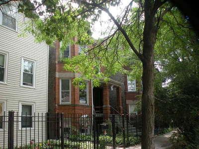 Multi Family Home New: 2859 North Central Park Avenue