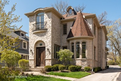 Winnetka Single Family Home New: 893 Elm Street