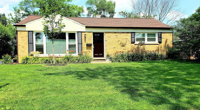 Cook County Single Family Home New: 2442 Walters Avenue