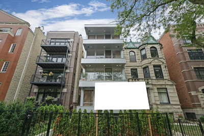 Chicago Condo/Townhouse New: 641 West Wrightwood Avenue #3
