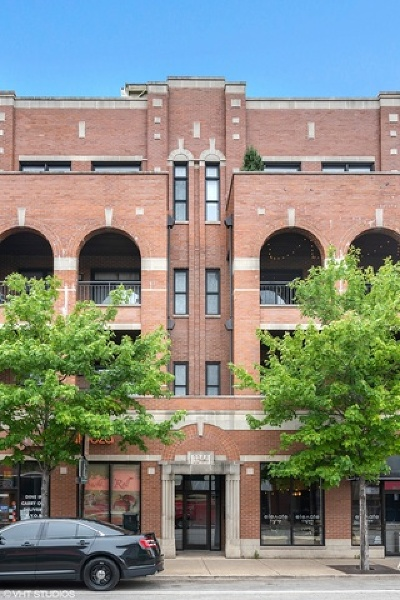 Condo/Townhouse New: 3344 North Halsted Street #3S