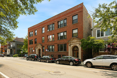 Cook County Condo/Townhouse New: 639 West Armitage Avenue #1