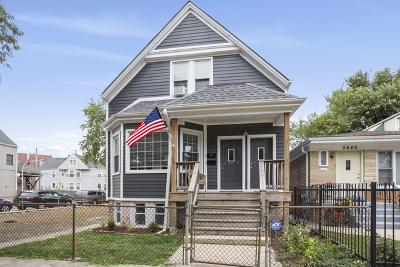 Multi Family Home New: 3538 North Albany Avenue