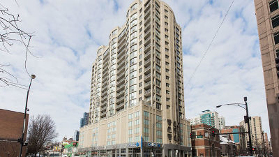 Condo/Townhouse New: 600 North Dearborn Street #2010