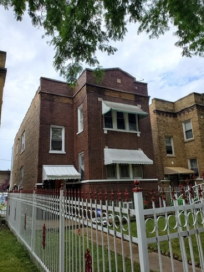 Cook County Multi Family Home New: 1824 North Lotus Avenue
