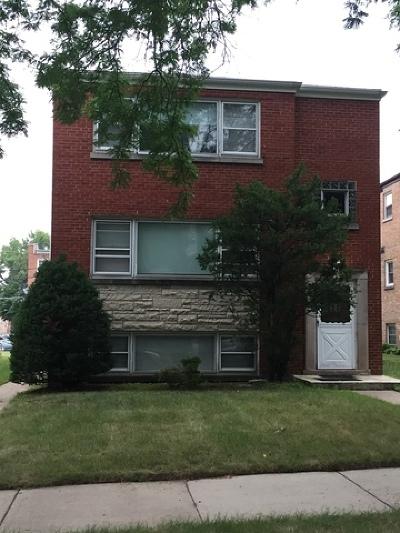 Skokie Multi Family Home Price Change: 4821 Crain Street