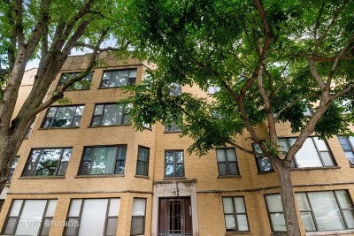 Condo/Townhouse New: 4821 North Fairfield Avenue #3