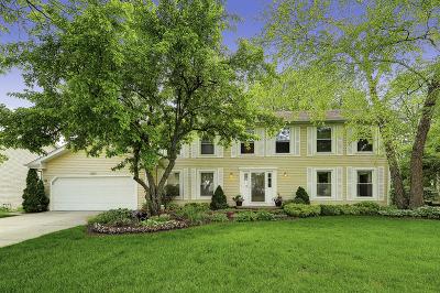 Hoffman Estates Single Family Home New: 5182 Barcroft Court