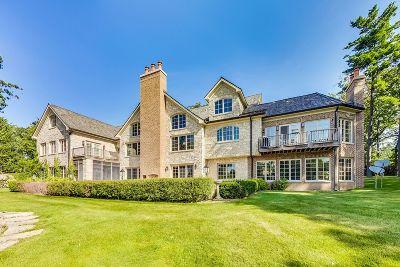 Harvard Single Family Home New: 17020 Hebron Road