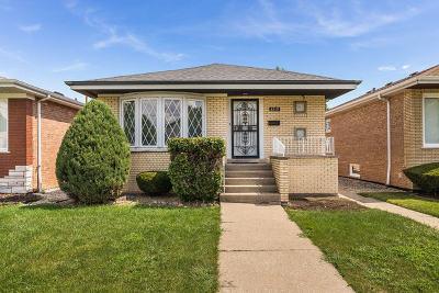 Chicago Single Family Home New: 8319 South Tripp Avenue