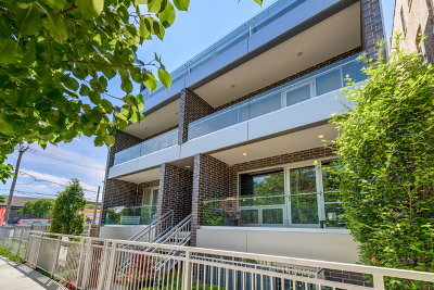 Condo/Townhouse New: 1218 North Noble Street #2S