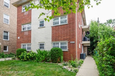 Condo/Townhouse New: 2065 West Farwell Avenue West #2S