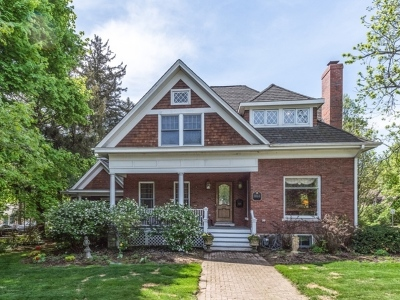 Naperville Single Family Home New: 804 East Chicago Avenue