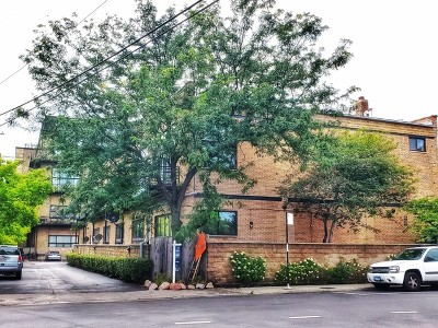 Cook County Condo/Townhouse New: 2620 North Clybourn Avenue #103