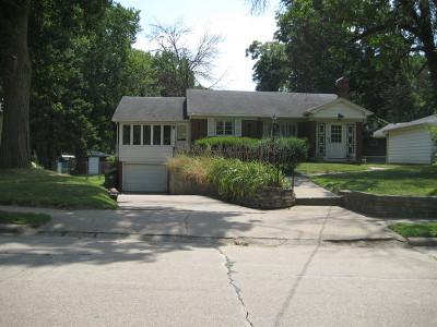 Clinton IA Single Family Home New: $79,900