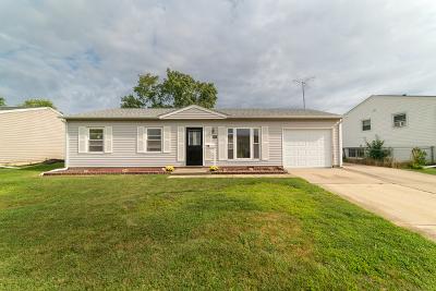 Romeoville Single Family Home New: 230 Tallman Avenue