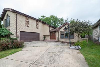 Oak Forest Single Family Home New: 15606 Sierra Drive