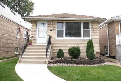 Chicago Single Family Home New: 6217 South Nashville Avenue