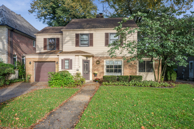 Elmhurst Single Family Home New: 141 South Fairview Avenue