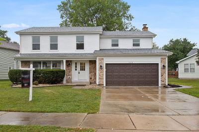 Buffalo Grove Single Family Home New: 1128 Lockwood Drive