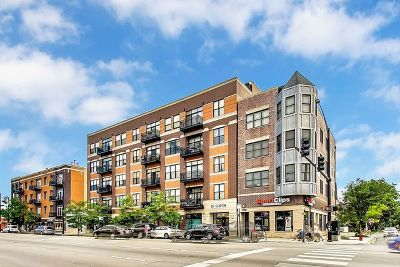 Condo/Townhouse New: 3245 North Ashland Avenue #4E