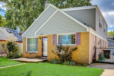 Berkeley Single Family Home Price Change: 1144 North Taft Avenue