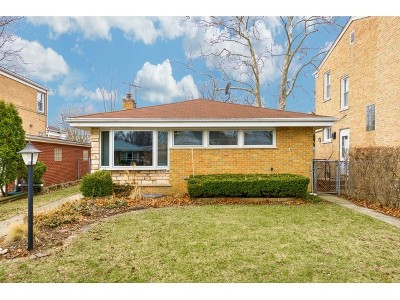 Skokie Single Family Home New: 8330 Harding Avenue