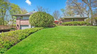 Hinsdale Single Family Home New: 118 South County Line Road