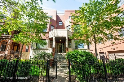 Condo/Townhouse New: 2020 West Pierce Avenue #8