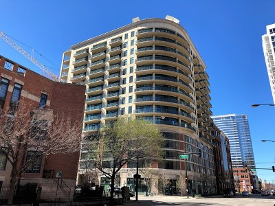 Condo/Townhouse New: 340 West Superior Street #1207