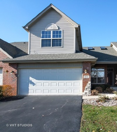 Orland Park Condo/Townhouse New: 18136 Imperial Lane